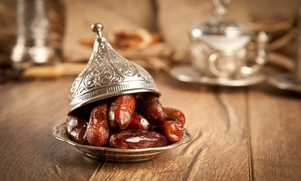 Ramadan Iftar Buffet with Drinks for One Child or Up to Eight Adults at Hartisan (Up to 48% Off)